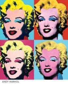 Легендарный портрет Мэрилин Монро работы Энди Уорхола, а также около 80 работ художников поп-арта покажут в Петербурге на выставке «Поп-арт форум» в арт-центре «Перинные ряды».