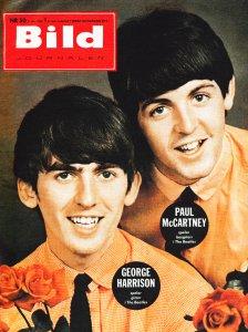 А это тот журнал, который битлы в этот день читатли. Его видно на самой первой фотографии.