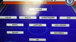 Вероятный состав Челси на воскесный матч с Ливерпулем.