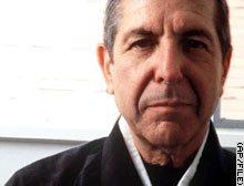 Stars honor Leonard Cohen