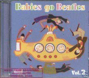 Beatles для малышей
