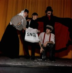 Первое Рождественское шоу Битлз. 24 декабря 1963 - 11 января 1964