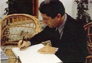 Леонард Коэн - музыкант и/или писатель