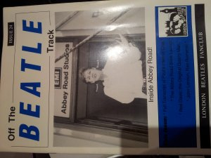 Off the Beatle Track - журнал лондонского фанклуба Битлз