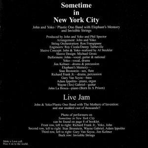 * Кстати, две песни с этого альбома - The Luck of the Irish и New York City  оперативно опубликовал журнал Кругозор еще в 1974 году.