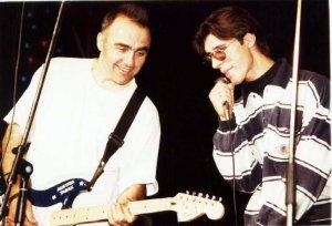 Из пыльных архивов :-)) 2000г. МДМ. День Рождения группы Blues Сousins.