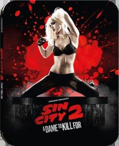 Наконец то и я посмотрел Город грехов 2: Женщина, ради которой стоит убивать.