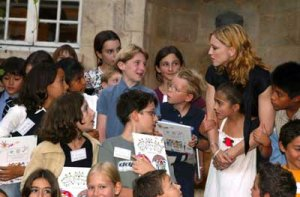 Third Madonna Children's Book Coming Soon