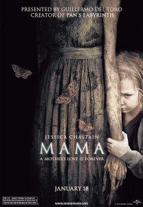 Мама (Mama) 2013 Канада, Испания