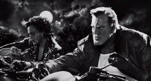 Посмотрел Город грехов 2!Впечатления не особо- первый фильм был посильнее- короче на один раз...