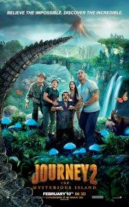 Путешествие 2: Таинственный остров (Journey 2: The Mysterious Island) 2012 США