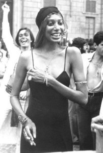 Donyale Luna - 1970's