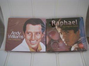Последние два CD, которые вы купили?