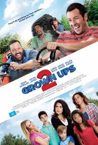 Одноклассники 2 (Grown Ups 2) 2013 США