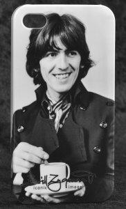 * George Harrison Mobile Phone Case.