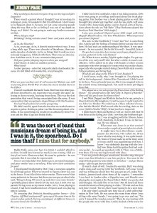К теме A Degree of Murder - нашла интервью Джимми Пейджа журналу Rolling Stone (2012г)