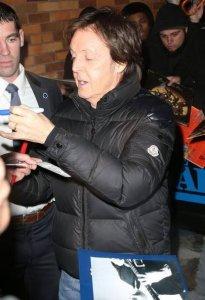 Paul McCartney / Nancy Shevell news