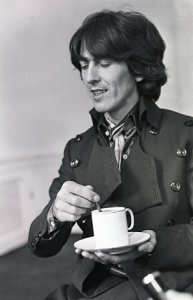 * George Harrison and Jackie Lomax - photos