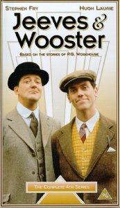 Есть комедийный сериал Дживс и Вустер, посмотрел несколько серий, но как-то не смешно.