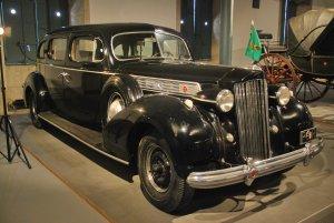 Довелось тут попасть на выставку автомобилей из гаража президентов Португалии: