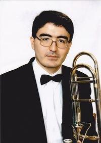 Участники фестиваля - Квартет тромбонов оркестра Большого театра