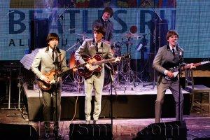Битломаны воздали хвалу духу Beatles