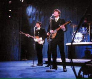 9 февраля 1964, CBS Studio, Нью-Йорк