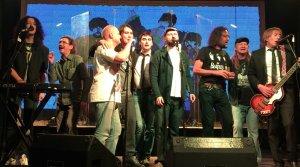 На ежегодном Beatles-фесте в Москве спелись рокеры и звезды советской эстрады