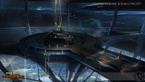 Первые концепт-арты и скриншоты дополнения Knights of the Fallen Empire для Star Wars: The Old Republic