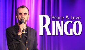 Peace & Lovе, дорогой Ринго!