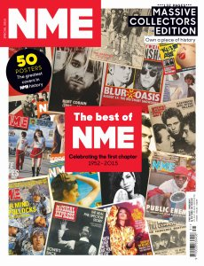 New Musical Express 1 August 2015 – The Best. Исторические обложки, интервью, ну и т.д. Следующий выпуск выйдет 18 сентября уже в бесплатном варианте.
