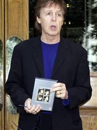 Paul McCartney walks down memory lane