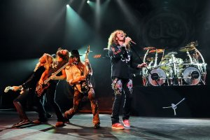 Whitesnake in concert at ACL Live in Austin, Texas 10.08.2015