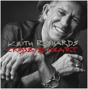 Вот какой то новый и Сам Маэстро появился Keith Richards - 2015 - Crosseyed Heart