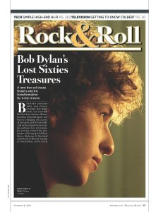 Rolling Stone 8 October 2015.