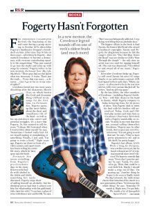 Rolling Stone 22 October 2015.