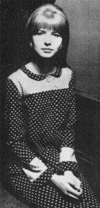 Фотосессия для журнала Vogue (1964)
