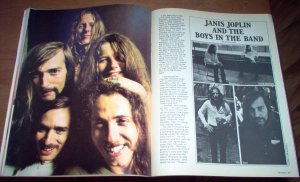 Janis Joplin/Big Brother & The Holding Co.