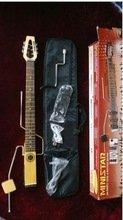 MiniStar folkstar travel electric guitar Built in Headphone Amp