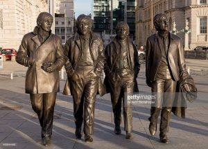 Спасибо Биллу Хеклу за памятник любимым музыкантам!