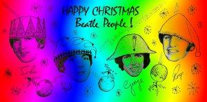 Уральский Битлз-клуб поздравляет...  С Новым годом и Рождеством, братцы-битломанцы!