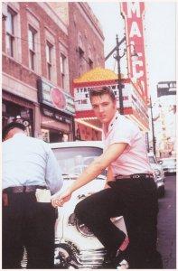 Main Street, Memphis, June 1956