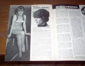Из журнала Pop Weekly, 1965 №52