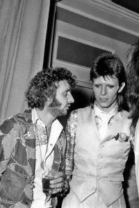 David Bowie / The Beatles - пересечения
