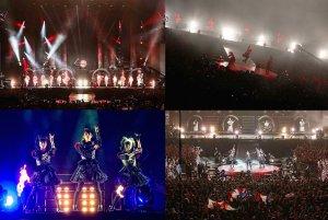 Babymetal вчера вечером с успехом отыграли первый концерт тура на Wembley Arena.