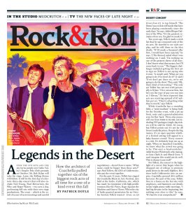 Rolling Stone 16 May 2016.