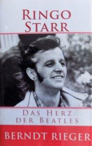 Ринго Старр: сердце Битлз. Книга немецкого автора; хронология его жизни.