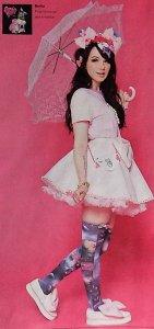 Джеми-Ли из-под Ганновера заняла последнее место на Евровидении, под впечатлением от Манга. Девушке - 18, выпустила первую пластинку.