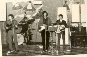 1969 Эхо, самый звездный состав. троих из них уже нет...