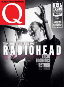 Q Magazine August 2016. 132 стр., 40 Мб, PDF.